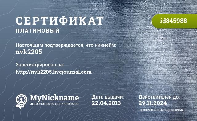 ���������� �� ������� nvk2205, ��������������� �� http://nvk2205.livejournal.com