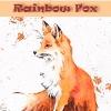 Avatar Rainbow fox